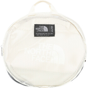 The North Face Base Camp Duffel S, vintage white/tnf white